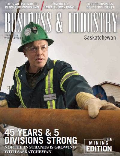 Northern Strands in Business & Industry Magazine