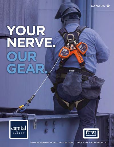 Capital Safety Catalogue 2014