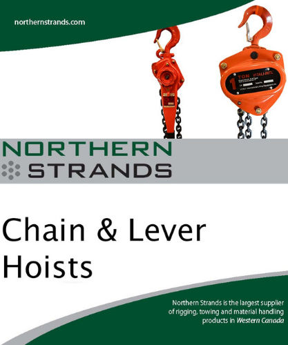 Chain & Lever Hoists