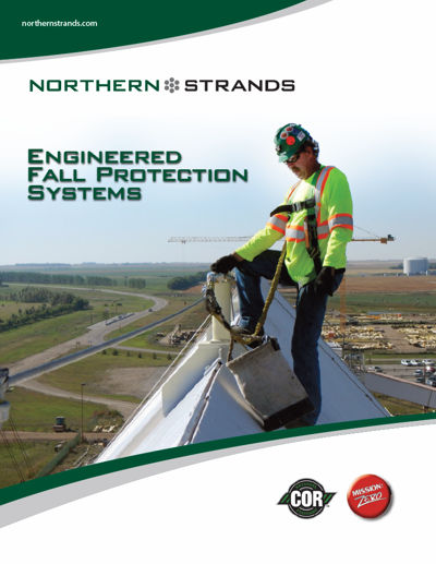 Engineered Fall Protection Systems Brochure