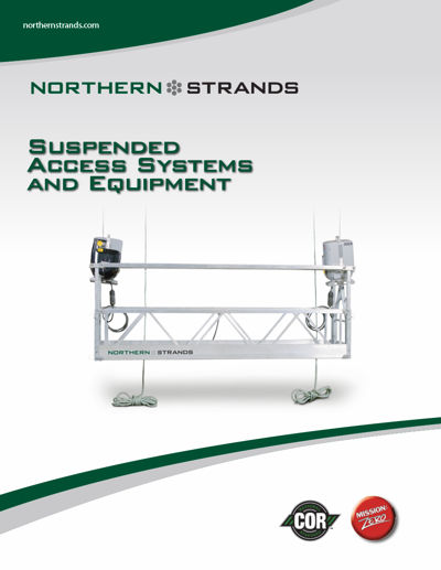 Suspended Access Brochure