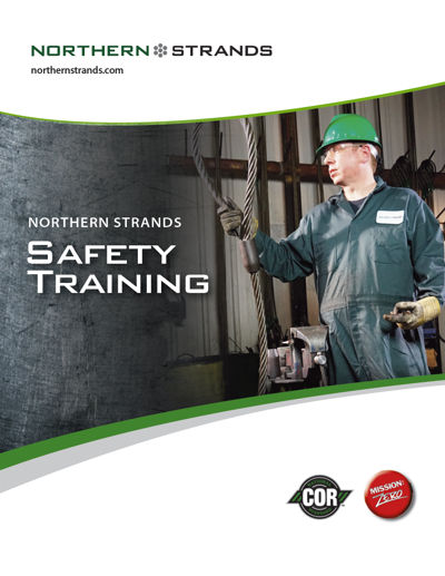 Safety Training Brochure