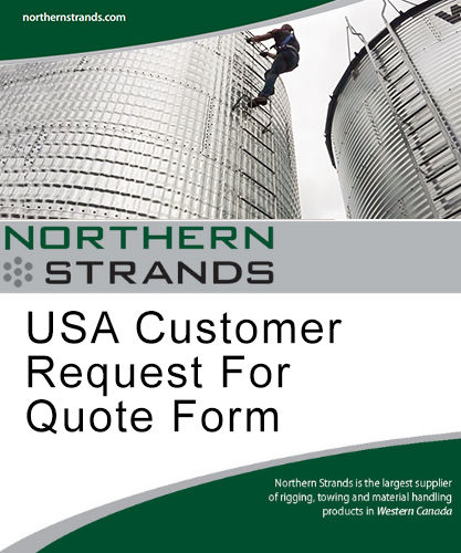 USA Customer Request for Quote Form