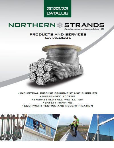 Industrial Rigging, Equipment and Supplies Catalogue