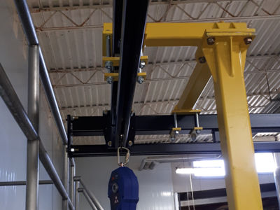 Rigid Rail Fall Protection Systems